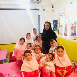 کارگاه سخنوری فن بیان زهرا پارسایی شیراز3